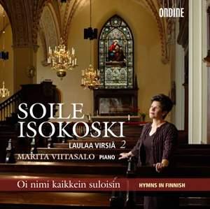 Laulaa Virsia (Finnish Hymns) Vol. 2 Product Image