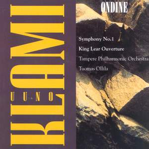 Uuno Klami: Symphony No. 1
