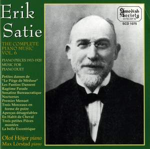 Satie: Complete Piano Music Vol. 6 Product Image