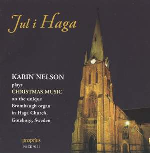 Christmas In Haga Church