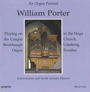 An Organ Portrait Church