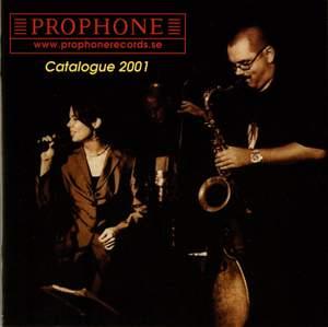 Prophone Jazz Sampler Product Image