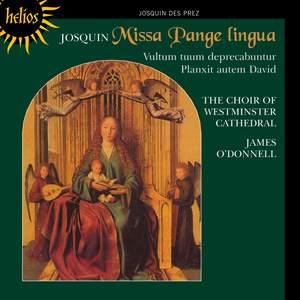 Josquin Despres: Missa Pange lingua