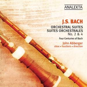 JS Bach: Orchestral Suites in their Original Instrumentation Product Image