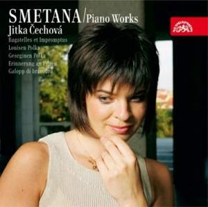 Smetana: Piano Works Volume 5