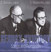 Georgy Sviridov: Songs and Romances