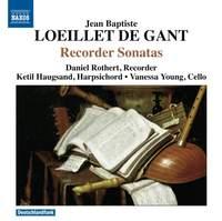 Loeillet: Recorder Sonatas