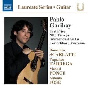 Guitar Recital: Pablo Garibay