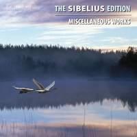 The Sibelius Edition Volume 13 - Miscellaneous Works