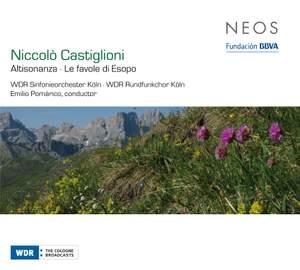 Castiglioni: Altisonanza & Le favole di Esopo