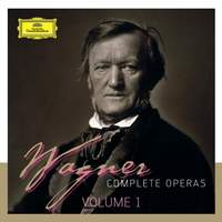Wagner Complete Operas - Vol. 1