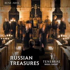 Russian Treasures: Tenebrae