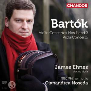 Bartók: Violin Concertos & Viola Concerto