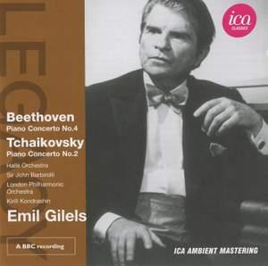 Emil Gilels plays Tchaikovsky & Beethoven
