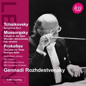 Gennadi Rozhdestvensky conducts Tchaikovsky, Mussorgsky & Prokofiev