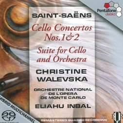 Saint-Saëns: Cello Concertos Nos. 1 & 2 & Suite for Cello and Orchestra