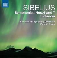 Sibelius: Symphonies Nos. 6 & 7
