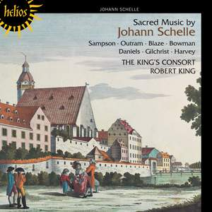 Johann Schelle: Sacred Music Product Image