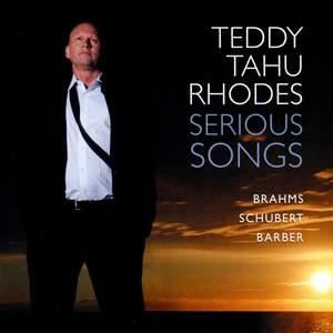 Teddy Tahu Rhodes: Serious Songs