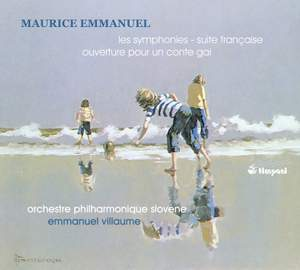 Maurice Emmanuel: Orchestral Works