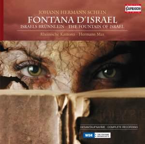 Schein: Israels Brünnlein