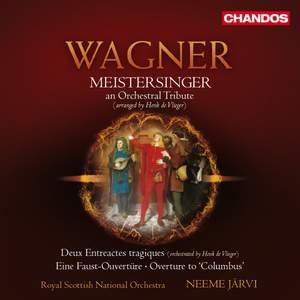 Wagner Transcriptions Volume 4: Die Meistersinger