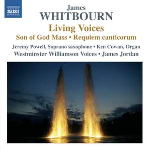 James Whitbourn: Living Voices Product Image