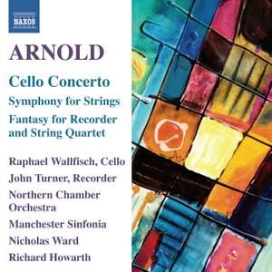 Arnold: Cello Concerto