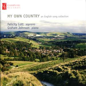 My Own Country: An English song collection Product Image