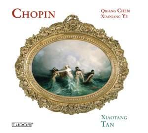 Chopin, Xiaogang Ye & Qigang Chen: Piano Works Product Image