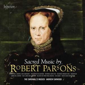 Robert Parsons: Sacred Music