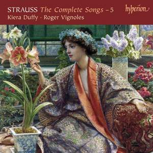 Richard Strauss: The Complete Songs 5 Product Image