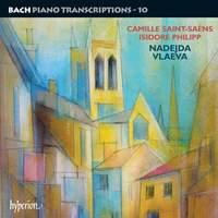 Bach - Piano Transcriptions Volume 10