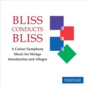 Bliss conducts Bliss 2