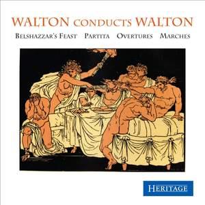 Walton conducts Walton 2