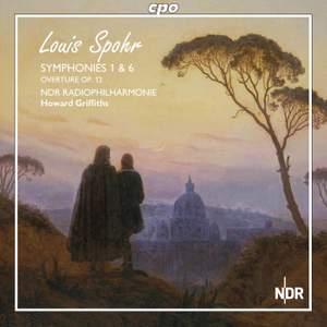Spohr: Symphonies Volume 3