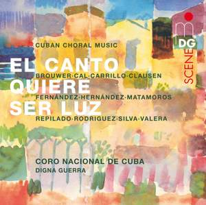 El Canto quiere ser luz (Song wants to be light) Product Image