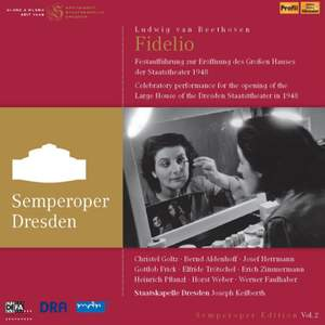 Semperoper Edition Volume 2: Beethoven Fidelio Product Image