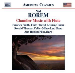 Ned Rorem: Chamber Music with Flute Product Image