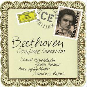 Beethoven: Complete Concertos Product Image
