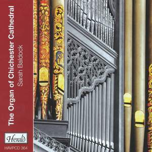 Sarah Baldock plays The Organ of Chichester Cathedral