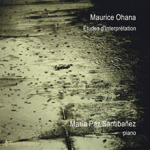 Maurice Ohana: Études d'Interprétation Product Image