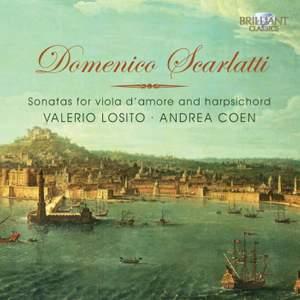 Domenico Scarlatti: Sonatas for Viola d'Amore and Harpsichord