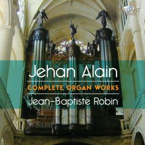 Jehan Alain: Complete Organ Works Product Image