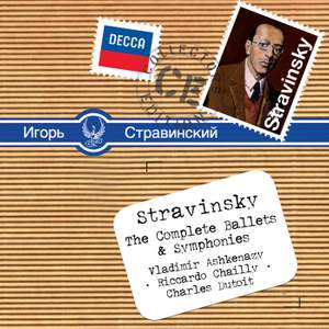 Stravinsky: The Complete Ballets & Symphonies Product Image