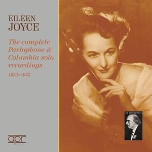 Eileen Joyce: Complete Parlophone & Columbia solo Recordings