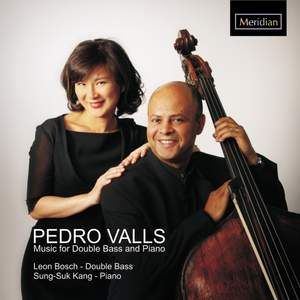 Pedro Valls: Music for Double Bass and Piano Product Image
