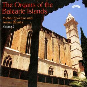 The Organs of the Balearic Islands Vol. 2