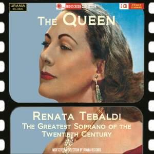 The Queen: Renata Tebaldi