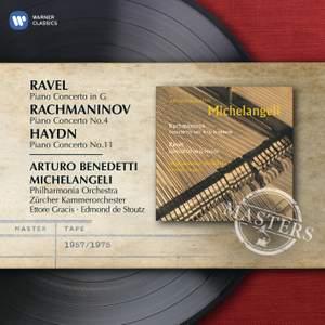 Haydn, Rachmaninov & Ravel: Piano Concertos Product Image